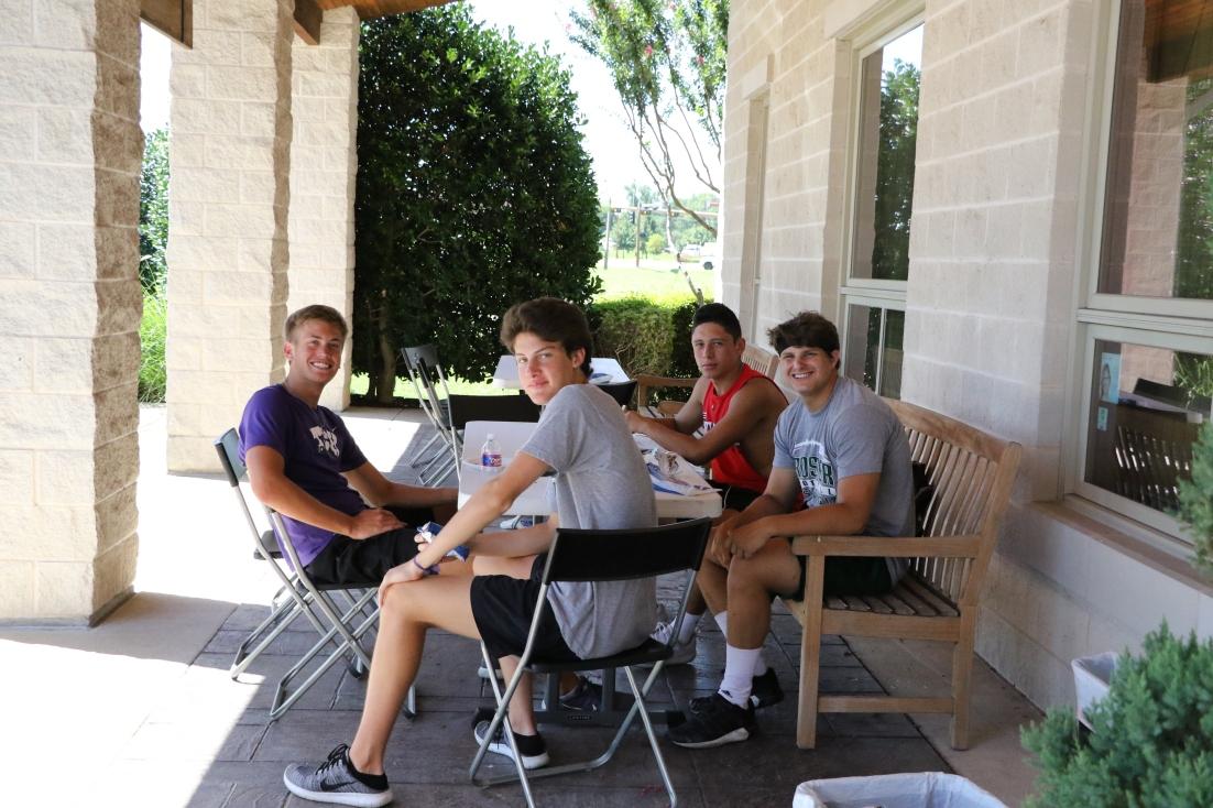 PFD Mouthguard 8 - Boys Eating2