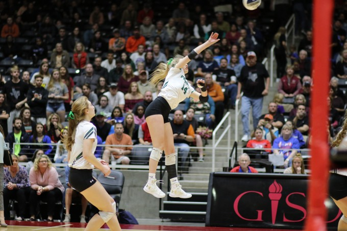 State Champion LadyEagles v Rouse648